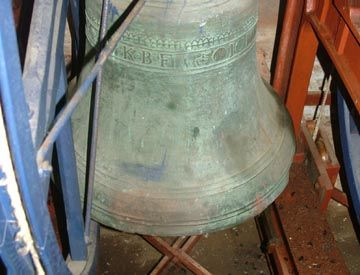 Holy Rood Wool - bell
