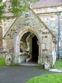 Holy Rood wool - North Porch 2