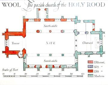 Holy Rood Floor Plan
